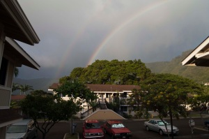 Double Rainbow Manoa